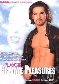 PlayGirl: Private Pleasures Porn Video