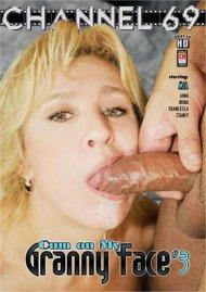 Cum On My Granny Face #3 Porn Video