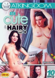 ATK Cute & Hairy Vol. 4 Porn Video