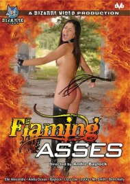 Flaming Asses Porn Video