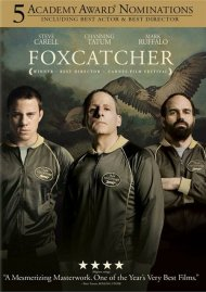 Foxcatcher (DVD + UltraViolet)