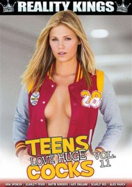 Teens Love Huge Cocks Vol. 11