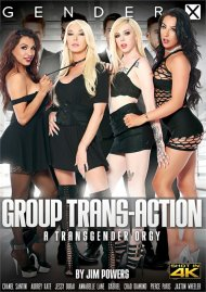 Group Trans-Action Porn Video