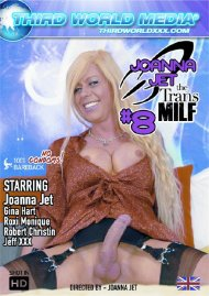 Joanna Jet The Trans Milf #8 Porn Video