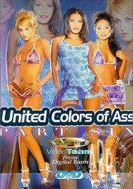 United Colors of Ass 6 Porn Video