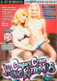 Cougars Crave Young Kittens #8 image