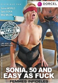 Sonia, 50 and Easy as Fuck Porn Video