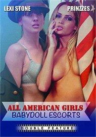 All American Girls: Babydoll Escorts Porn Video