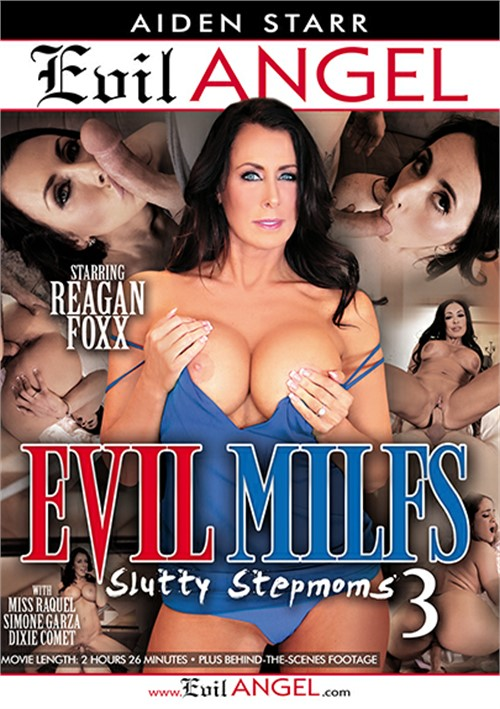 Evil MILFs 3: Slutty Stepmoms
