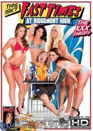 This Isn't Fast Times At Ridgemont High: The XXX Parody Porn Video