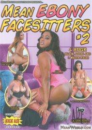 Mean Ebony Facesitters #2