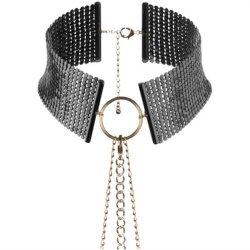 Bijoux Indiscrets: Desir Metallique Collar - Black