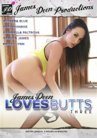 James Deen Loves Butts Part Three