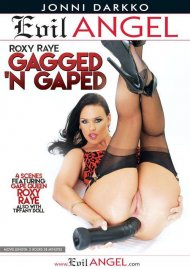 Roxy Raye: Gagged 'N Gaped