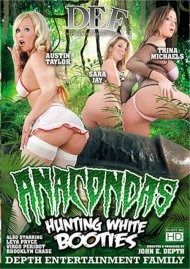 Anacondas Hunting White Booties