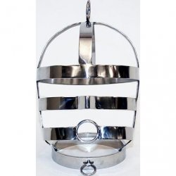 Rapture: Stainless Steel Head Cage Sex Toy