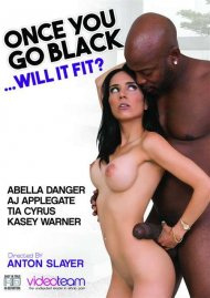 Once You Go Black... Will It Fit? Porn Video