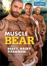 Muscle Bear: The Best of Beefy, Hairy TitanMen