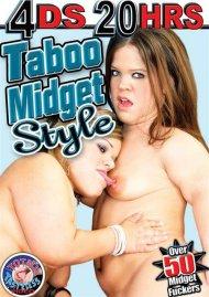 Taboo Midget Style 4-Pack