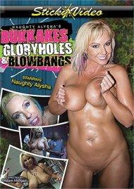 Naughty Alysha's Bukkakes Gloryholes & Blowbangs Porn Video