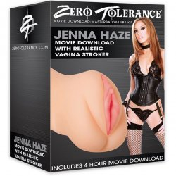Zero Tolerance Jenna Haze Movie Download with Realistic Vagina Stroker