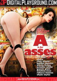 (A) Is For Asses Porn Video