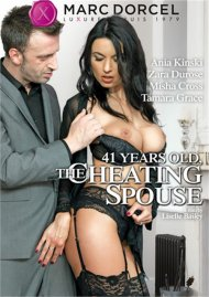 41 Years Old, The Cheating Spouse Porn Movie
