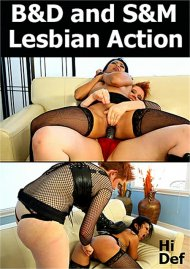 Buy B&D and S&M Lesbian Action