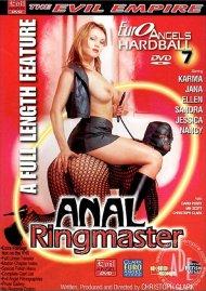 Euro Angels Hardball 7: Anal Ringmaster