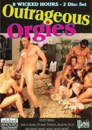 Outrageous Orgies Porn Video