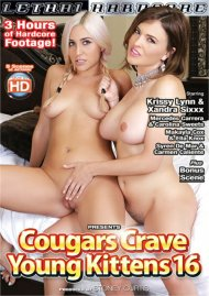 Cougars Crave Young Kittens #16 Porn Video