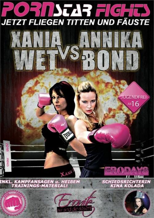 Pornstar Fight - Xania Wet vs. Annika Bond