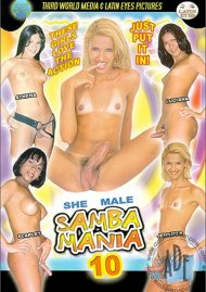 She Male Samba Mania 10 Porn Movie
