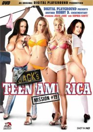 Teen America: Mission #19 Porn Video