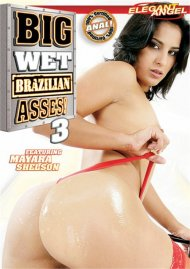 Big Wet Brazilian Asses! 3 Porn Video