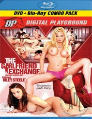 Girlfriend Exchange, The (DVD + Blu-ray Combo) Blu-ray