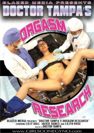 Doctor Tampa's Orgasm Research Porn Video