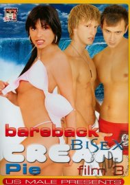 Bareback Bisex Cream Pie Film 3