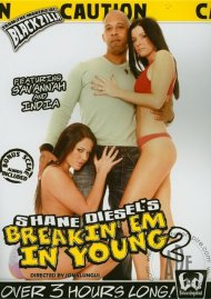 Shane Diesel's Breakin' Em In Young 2 Porn Video