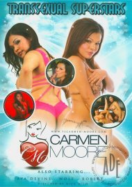 Transsexual Superstars: Carmen Moore Porn Video