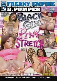 Black Girl Pink Stretch