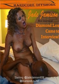 Diamond Lou Came To Interview! Porn Video