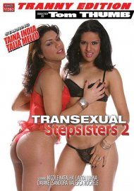 Transsexual Stepsisters 2 Porn Video