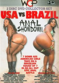 USA Vs Brazil Anal Showdown Porn Video
