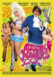 Austin Powers XXX: A Porn Parody Porn Video