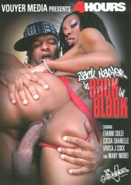 Jack Napier is Back In Black Porn Video