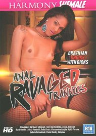 Anal Ravaged Trannies Porn Video