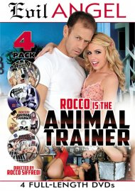 Rocco Is The Animal Trainer 4-Pack