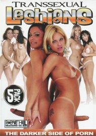 Transsexual Lesbians 5 Pack