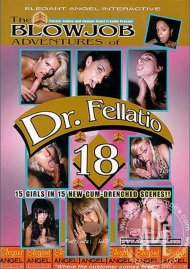 Blowjob Adventures of Dr. Fellatio #18, The Porn Video